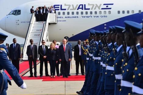 إسرائيل تحرك المغرب وفلسطين وجنوب إفريقيا نحو مسؤولي توغو