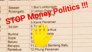 Disinyalir Venomena Gratifikasi (Money Politics) Warnai Pilkalem 2021 di Lembang Karre Penanian
