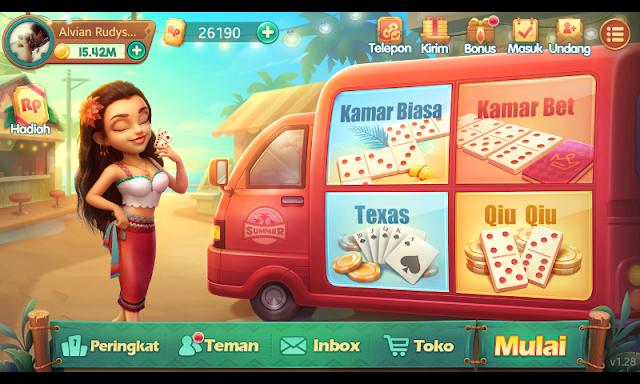 Cara dapat pulsa gratis terbaru dan koin game apk domino island secara  cepat - Alvianrak.com