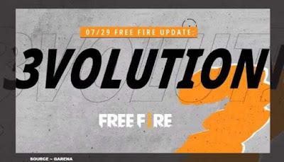 تحميل فري فاير OB23 برمودا 2020 : تحديث Free Fire 3volution | ملفات apk-obb