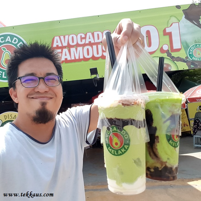 Melaka Avocado Menu Famous No 1 Must Eat Food Drink