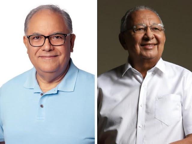 Ibope divulga pesquisa de entenção de votos para o 2º turno para prefeito de Teresina