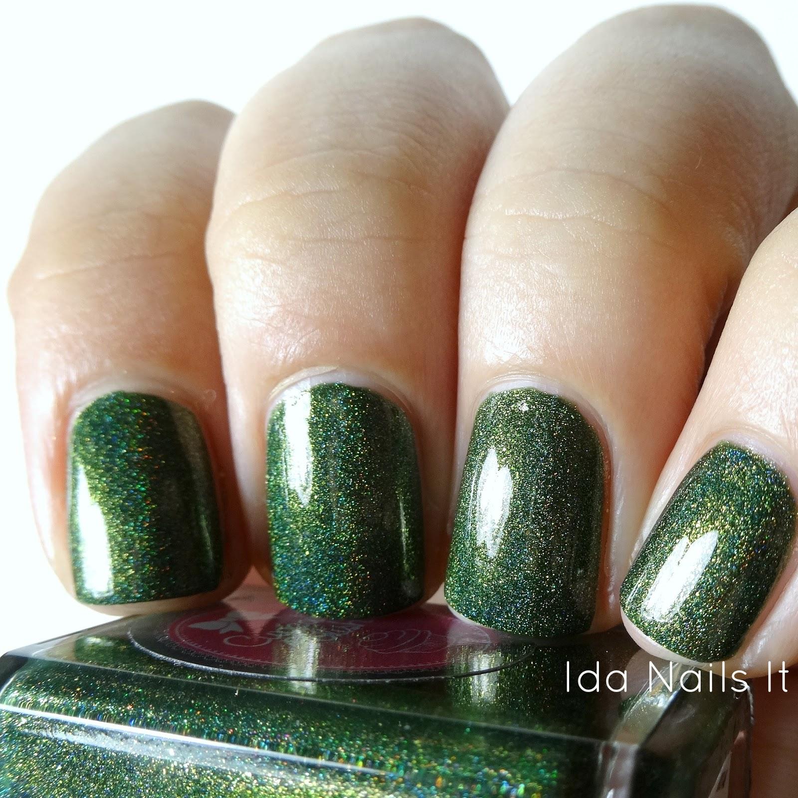 Ida Nails It: Cupcake Polish Fall Fancies Collection: Swatches and ...