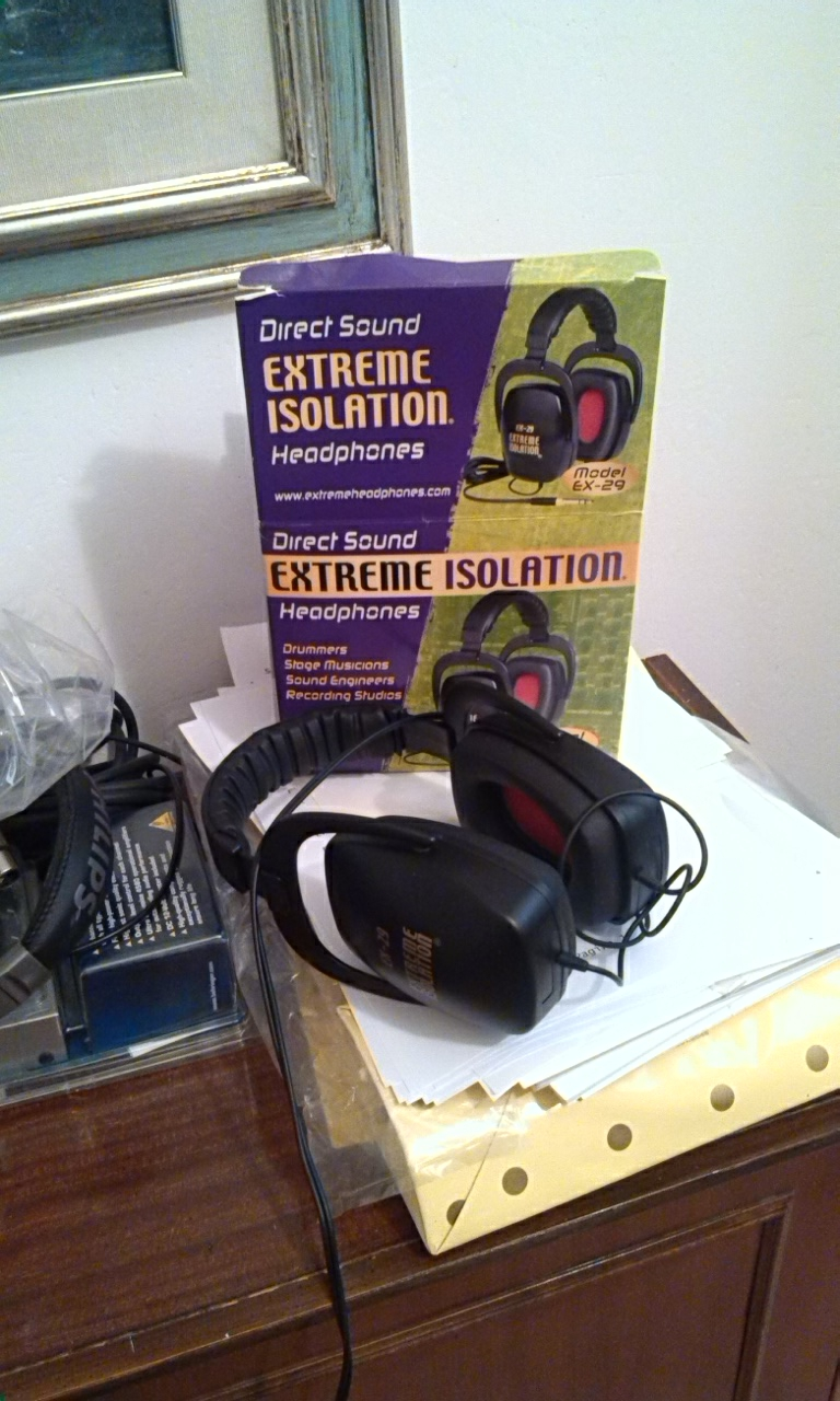 atoragon 39 s guitar nerding blog review direct sound extreme isolation ex 29 headphones. Black Bedroom Furniture Sets. Home Design Ideas