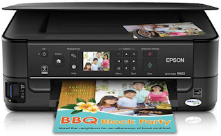 brings lightning speed and also a solid feature set to some moderately priced MFP Epson Stylus NX625 Printer Driver and Scanner Download