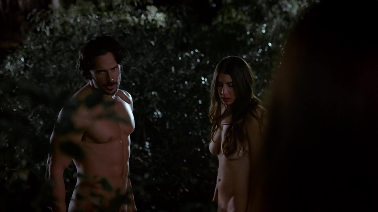 Kelly Overton Naked And Wild Sex With Werewolf
