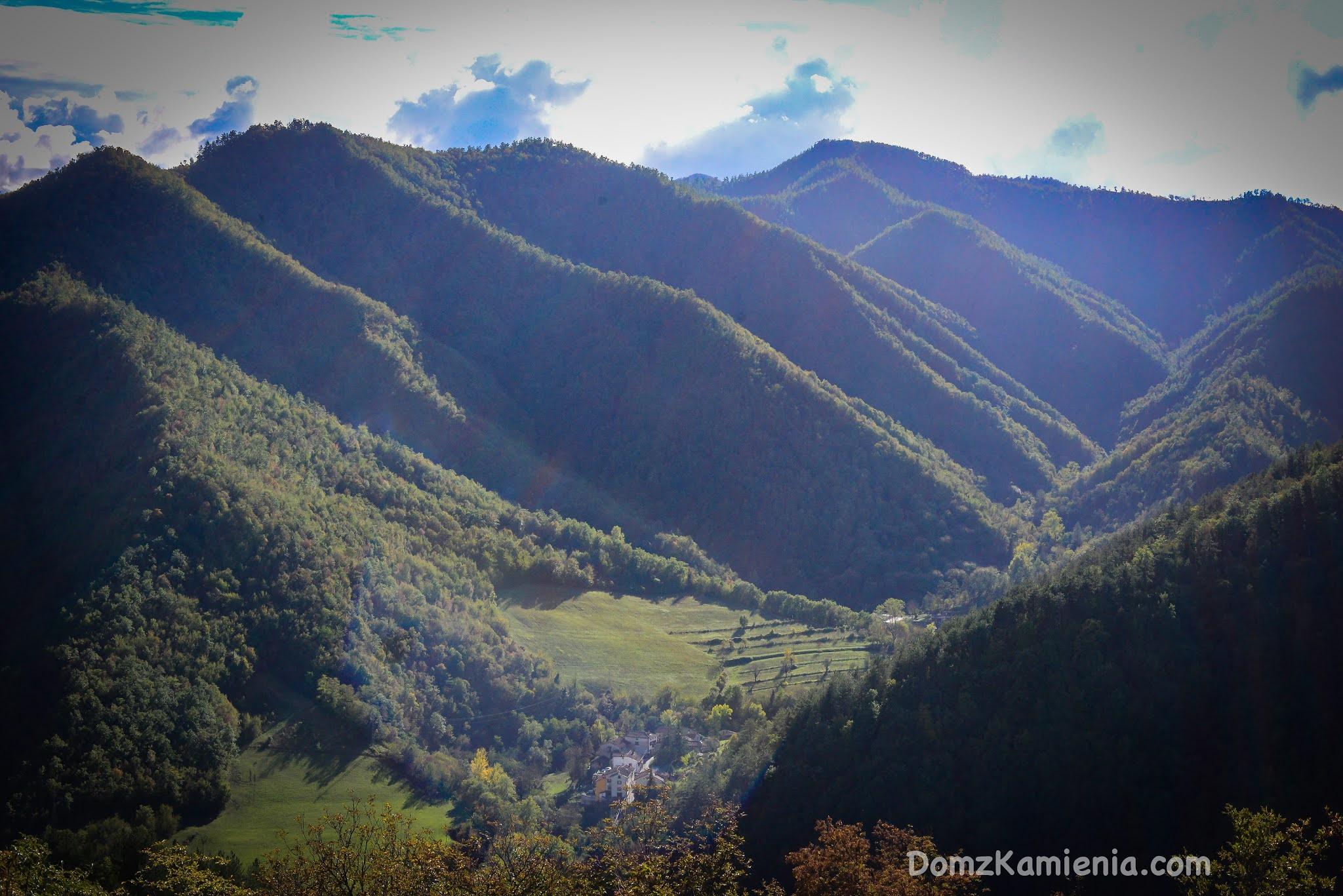 Marradi - trekking w Toskanii, Dom z Kamienia blog