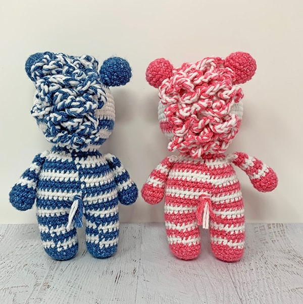 Zabbez crochet - Amigurumi flower doll patterns - Zabbez | 602x600