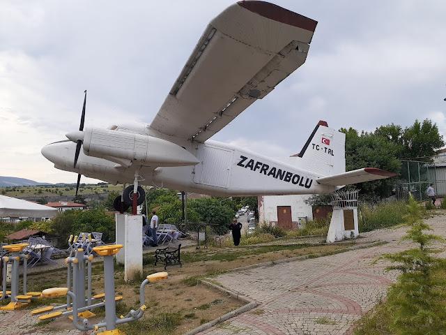 Zafranbolu Uçağı (TC-TRL) - Safranbolu, Karabük