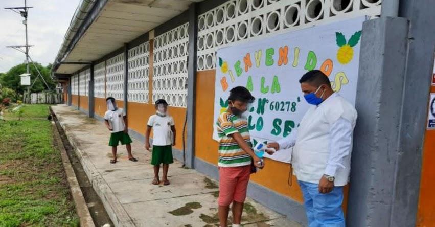 MINEDU: Más de 17 mil colegios de zonas rurales podrían abrir este 19 de abril
