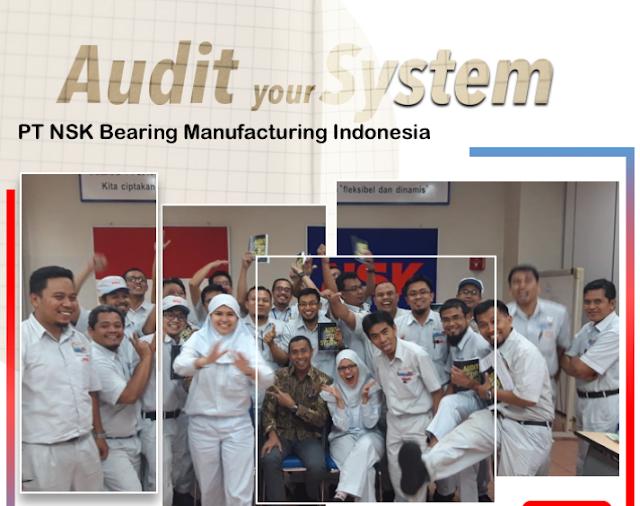 Lowongan Kerja SMA SMK D3 S1 PT. NSK Bearings Manufacturing Indonesia, Jobs: Operator Maintenance, Admin.
