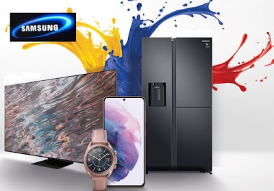 distributor HP, laptop, TV Samsung Jakarta