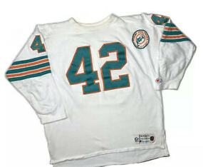 Paul Warfield Miami Dolphins Champion Throwbacks jersey