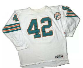 Paul Warfield Miami Dolphins Champion Throwbacks jersey