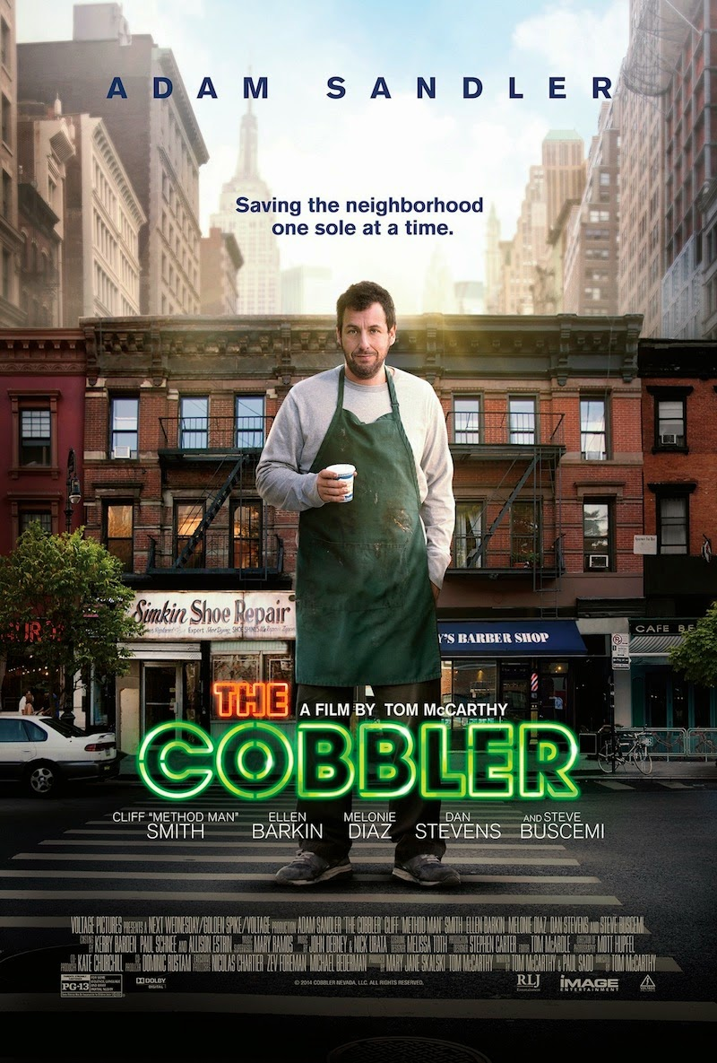 The Cobbler 2015 - Full (HD)