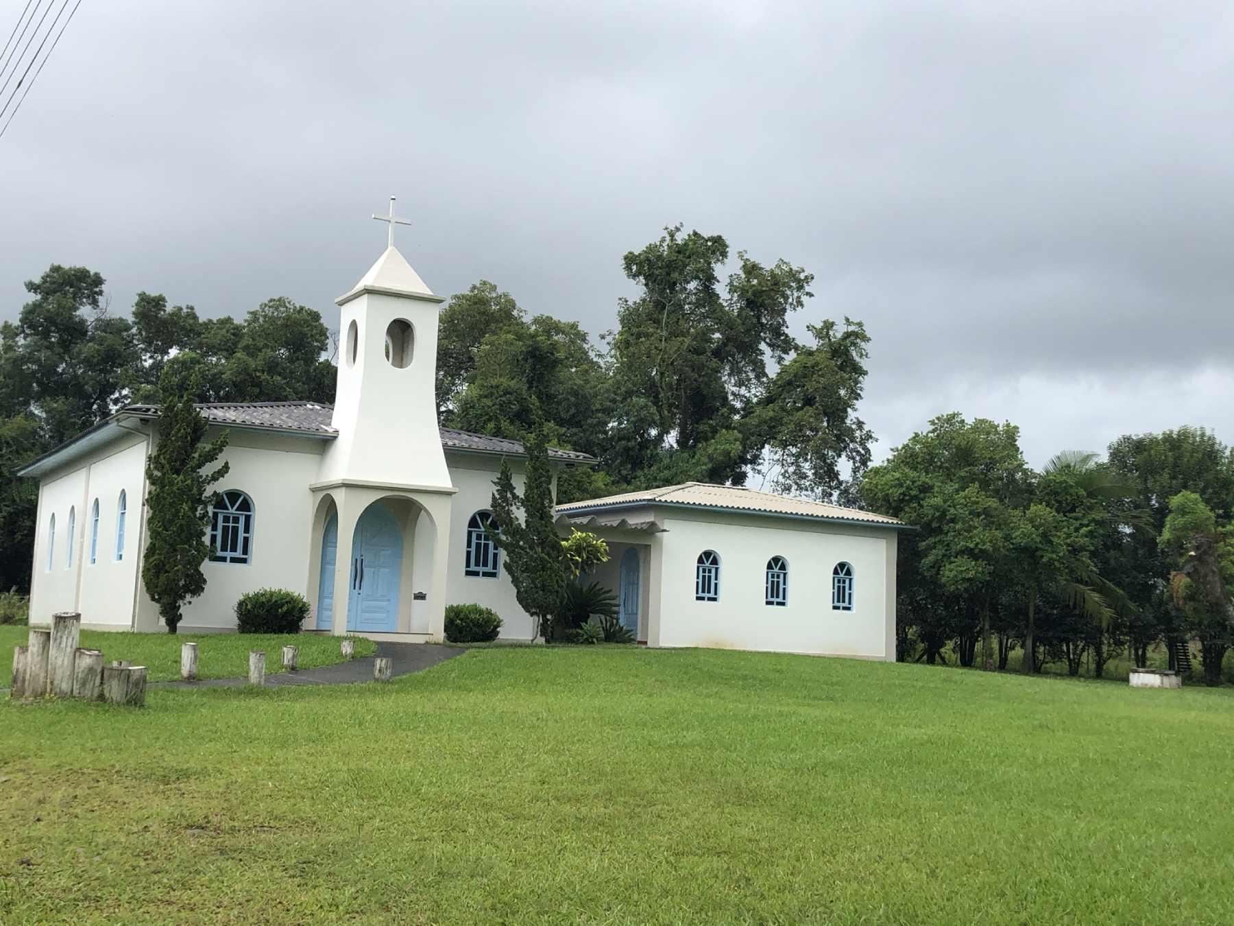 Capela São Francisco - Comunidade Pintada