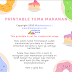 Free Printables Worksheet : Tema Makanan