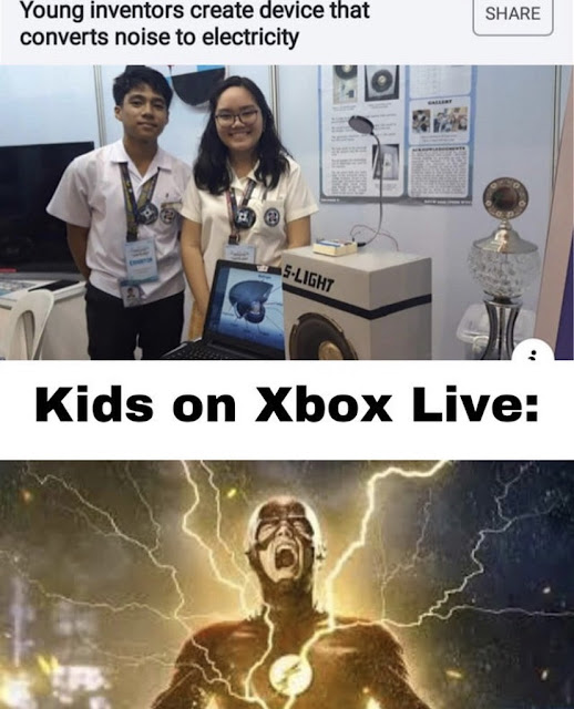 kit - Young inventors create device that converts noise to electricity 5Light Kids on Xbox Live