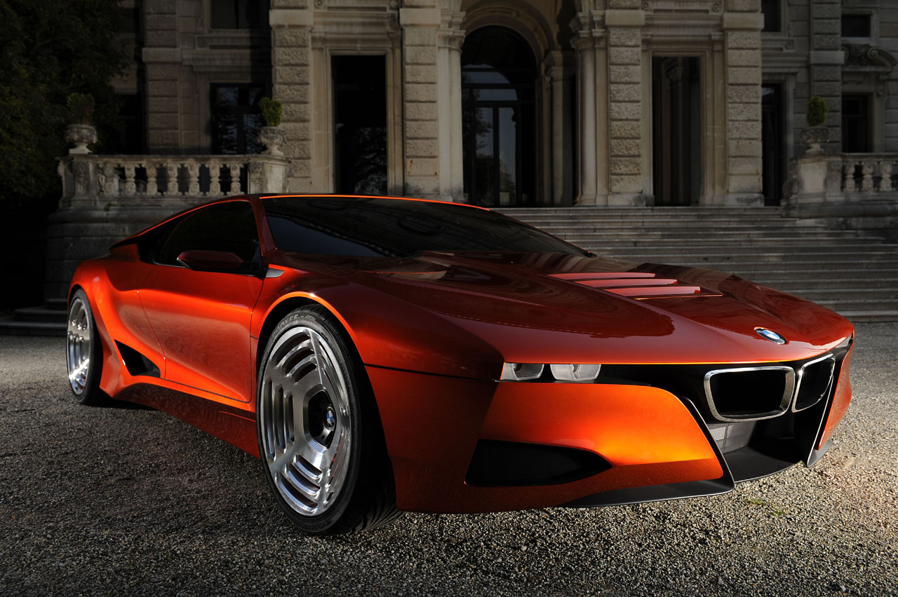 informative blog bmw concept car. Black Bedroom Furniture Sets. Home Design Ideas