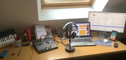 Radio Wattwerker Studio