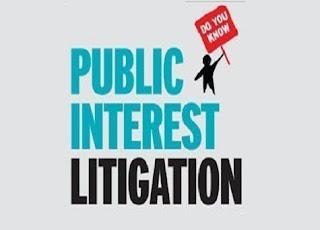 What is Public Interest Litigation