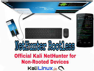 Nethunter Rootless
