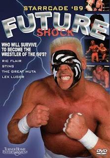 WCW Starrcade 1989 - Future Shock Event Poster