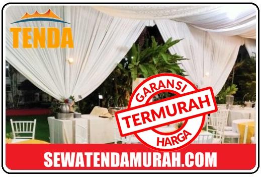 tempat sewa tenda murah di Jakarta Selatan kebayoran