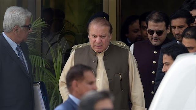 Pakistan's Supreme Court starts hearings on Prime Minister Nawaz Sharif's graft charges