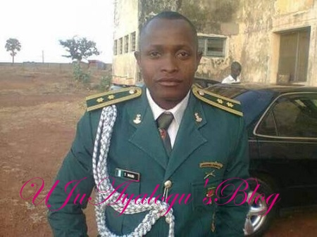 Army Sergeant Commits Suicide in Chibok After Killing Army Captain, 4 Others ...See Graphics Photo