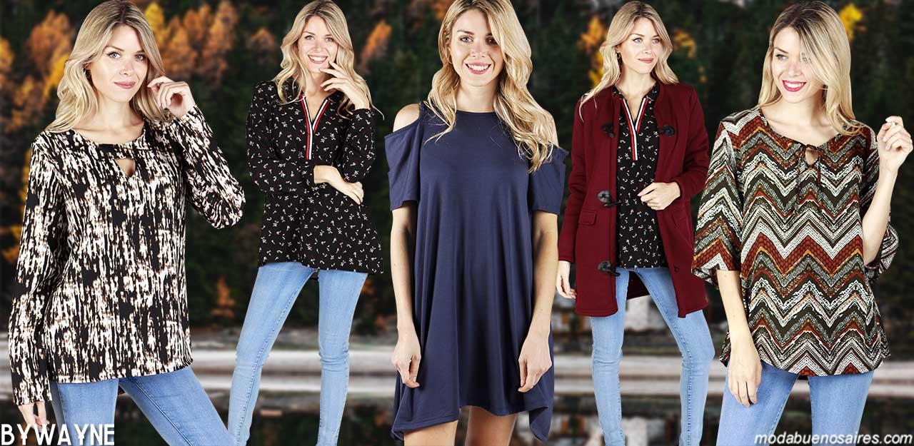 Moda invierno 2019 ropa de mujer precios argentina. Ropa de mujer de moda 2019 invierno.