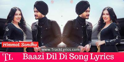 baazi-dil-di-lyrics