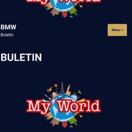 Buletin My World
