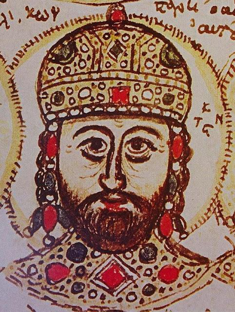 Constantine XI Dragases Palaiologos byzantium.filminspector.com