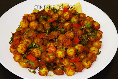 fish egg fry recipes fish roe meen mutta roast etta mutta fry fish recipes seafood recipes kerala malabar recipes kerala style fish fry egg