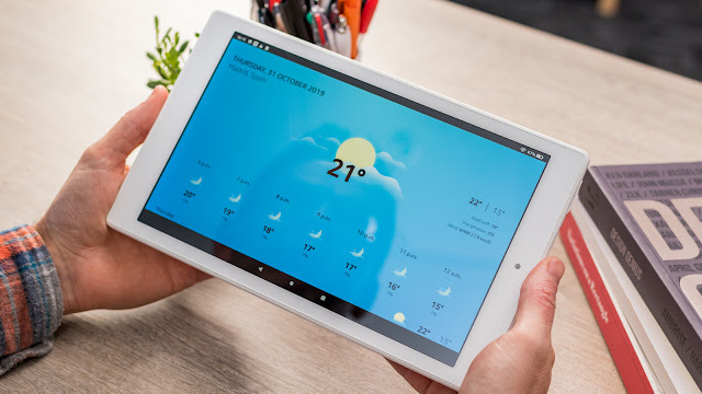 Amazon Fire HD 10 Review (2019)