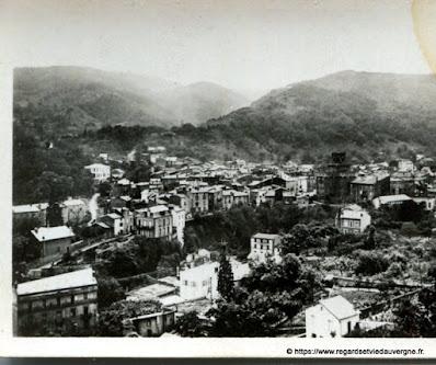 Photo ancienne de Royat, Puy-de-Dôme.