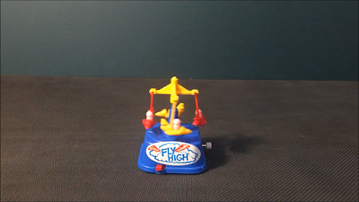 1980s Old Day Retro Fly High Toy