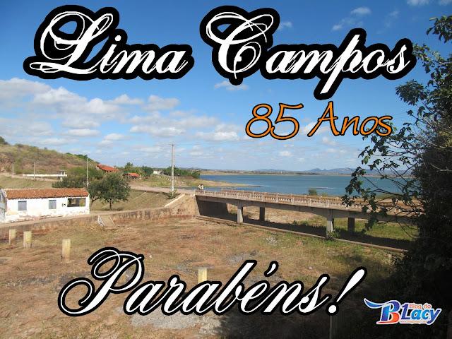 PROGRAMAÇÃO OFICIAL DO ANIVERSÁRIO DE LIMA CAMPOS CEARÁ