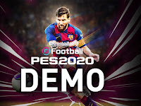 Cara Nambah Waktu Match di PES 2020 Demo