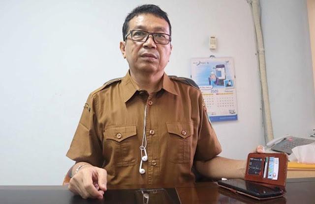Juru Bicara Gugus Tugas Penanganan Covid-19 Sumatera Barat, Jasman Rizal