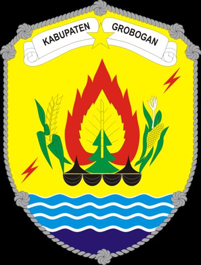Gambar Logo kabupaten grobogan jawa tengah