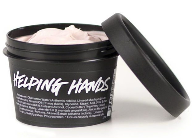 Helping Hands de Lush