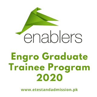 engro graduate trainee program 2020