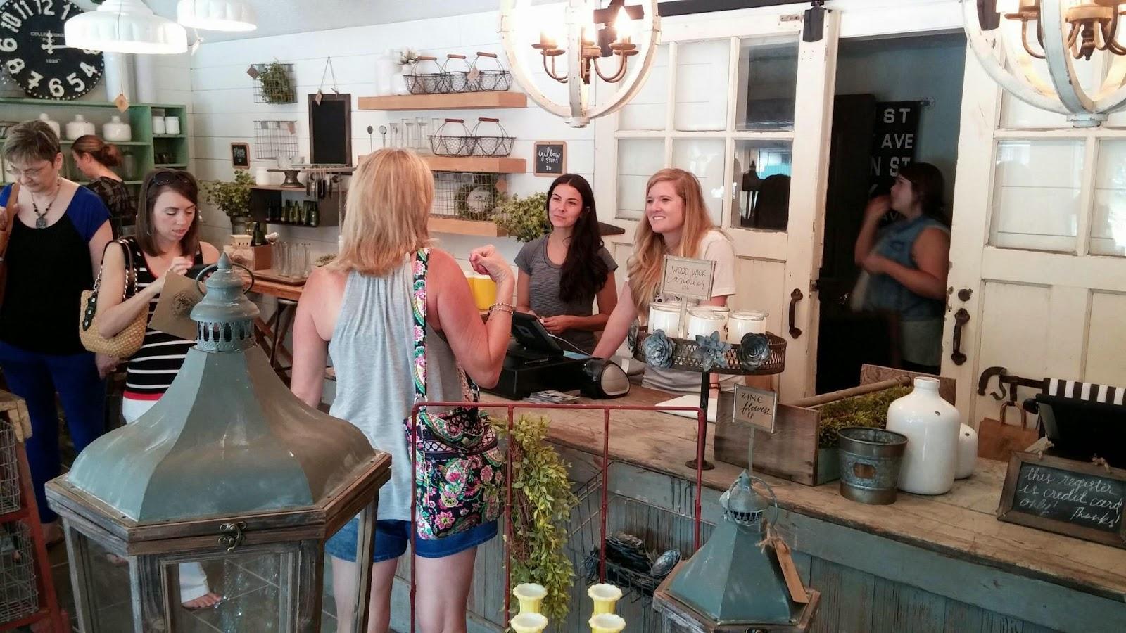 Magnolia Farms Online Store Furniture