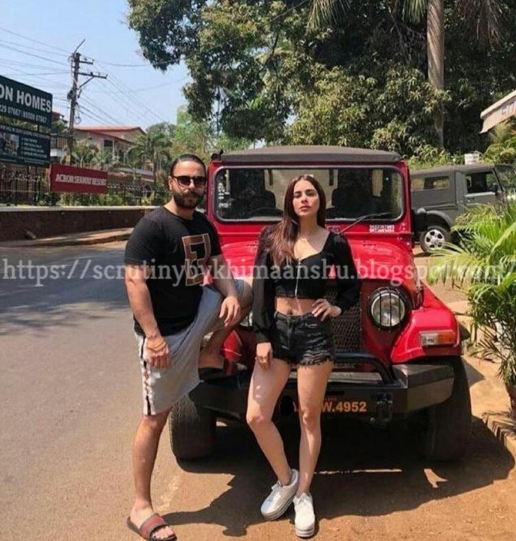 Scrutiny: #NachBaliye: 'Kumkum Bhagya' actress Shraddha Arya