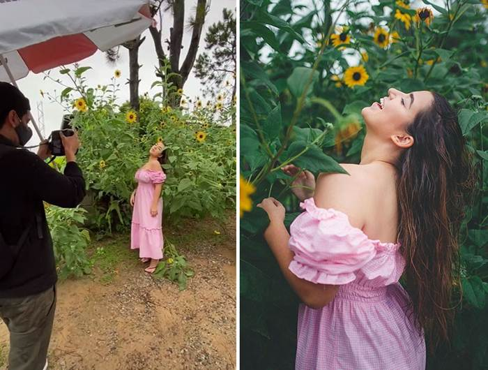 the photographer reveals the secrets of creating his pictures