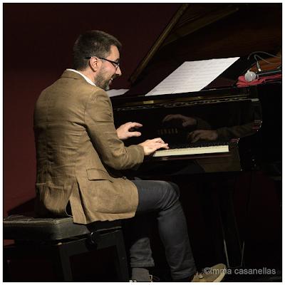 Joan Monné, Auditori Vinseum, Vilafranca del Penedès, 14-des-2019