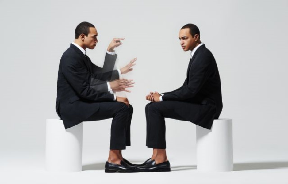 Talking to Yourself is Good for Your Health
