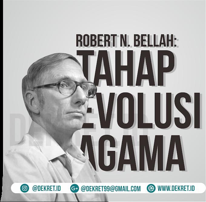 ROBERT N. BELLAH: TAHAP EVOLUSI AGAMA